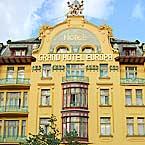 Prague Grand Hotel Europa