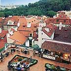 Автомобильное путешествие по Европе (Чехия)