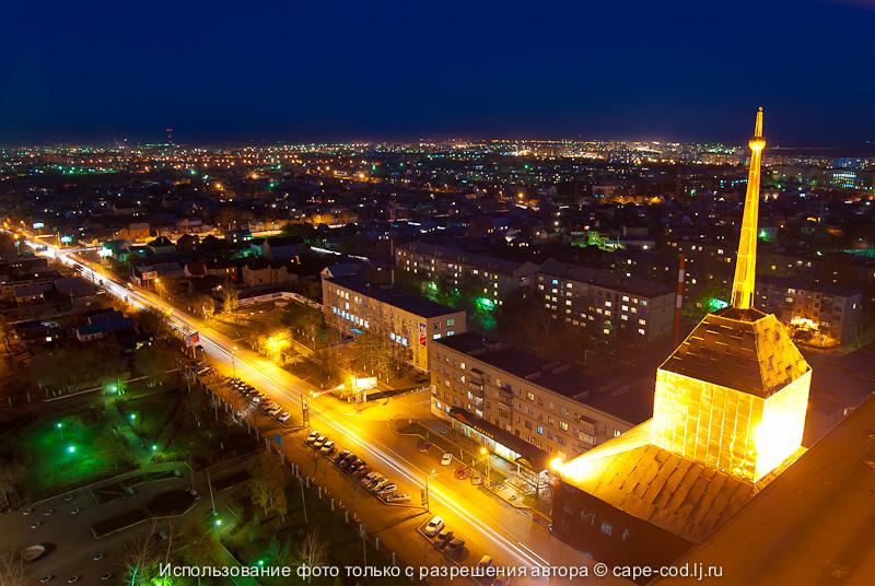 фото оренбурга огу